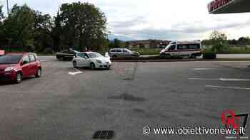 VALPERGA – Scontro tra due auto sulla 460 (FOTO) - ObiettivoNews