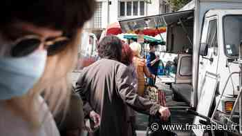 Réouverture du marché de Loches les mercredis à partir du 6 mai - France Bleu