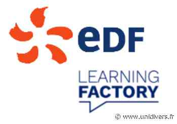 Culture du feedback Learning Factory – EDF Learning Factory - EDF mercredi 13 mai 2020 - Unidivers