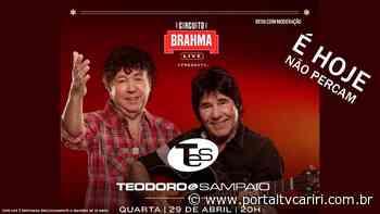 Live Teodoro Sampaio hoje 29/04 assista ao vivo aqui - TV Cariri