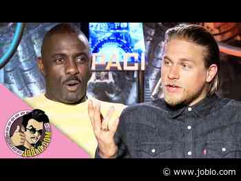 PACIFIC RIM - 2013 Interviews with Charlie Hunnam, Idris Elba, Guillermo del Toro and more! - JoBlo.com
