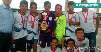 Palmas del Socorro, campeón de fútbol Sala, en Juegos Supérate - vanguardia.com