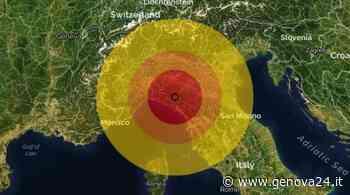 Terremoto a Borgo Val di Taro avvertito anche in Liguria e in provincia di Genova - Genova 24 - Genova24.it