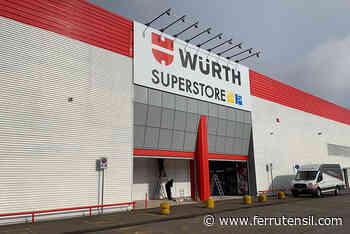 Würth Superstore di Stezzano riapre in sicurezza - www.ferrutensil.com