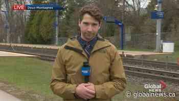 Resumption of REM work to finally shutter Deux-Montagnes train service | Watch News Videos Online - Globalnews.ca