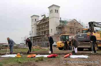Oschersleben: Startschuss für die Schwimmhalle - Volksstimme