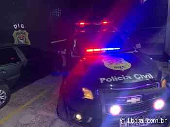 DIG Polícia prende terceiro suspeito de latrocínio em Artur Nogueira - O Liberal
