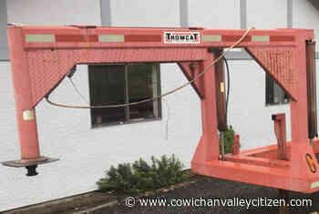 Distinctive boat trailer stolen from Shawnigan Lake - Cowichan Valley Citizen