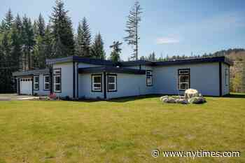 1815 Sooke Lake Road, Shawnigan Lake, BC - Home for sale - The New York Times