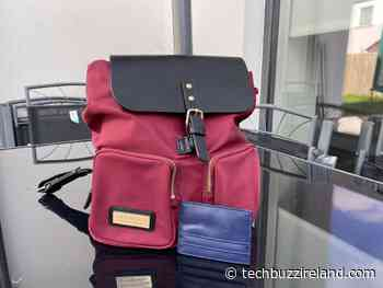 Review – The Gaston Luga PÄRLAN backpack for women. #anywherewithGL #Tech #GastonLuga - jim o brien