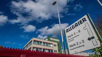 Stellenabbau Allgaier Uhingen: Bei Allgaier müssen 74 Mitarbeiter gehen - SWP