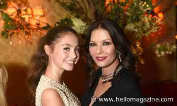 Catherine Zeta-Jones' daughter Carys shocks her famous mum during lockdown incident - HELLO!