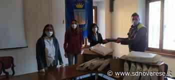 Baveno: tablet per gli alunni dell'Istituto Fogazzaro - Stampa Diocesana Novarese - L'azione - Novara