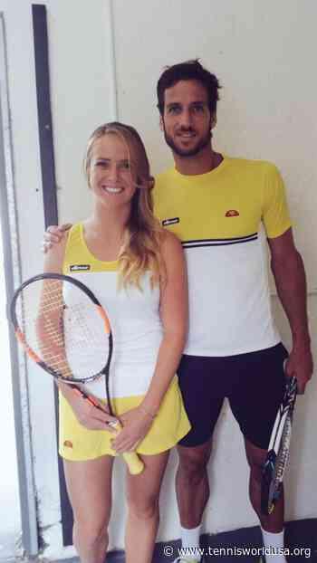 Elina Svitolina and Feliciano Lopez Agree on Roger Federer's proposal - Tennis World USA