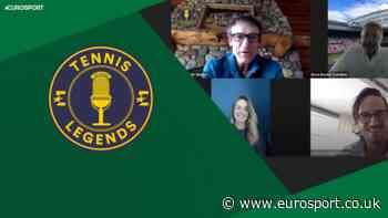 'It's time to unite!' - Elina Svitolina and Feliciano Lopez join Legends vodcast - Eurosport.co.uk