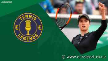 Tennis Legends: 'It will take time' - Elina Svitolina and Feliciano Lopez on returning post-lockdown - Eurosport.co.uk