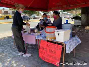 Ante crisis por covid-19, regalan comida en Chapala - Milenio