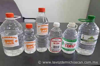 Alertan sobre distribución de alcohol adulterado en la Ciénega de Chapala - La Voz de Michoacán