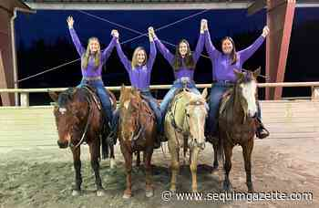 Equestrian sports: Sequim riders cap shortened season with district honors - Sequim Gazette