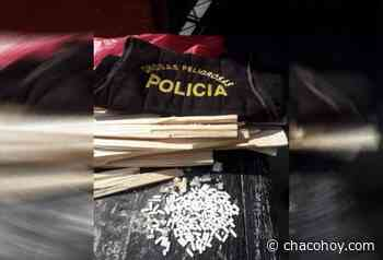 General San Martin, intento pasar pastillas a un detenido en la alcaidía - ChacoHoy