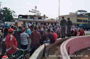 Tres días de protestas surtieron efecto en Carora - La Prensa de Lara