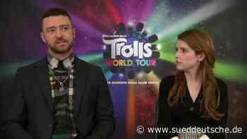 Justin Timberlake findet Welt des Musikstreamings aufregend - Panorama - SZ.de - Süddeutsche Zeitung