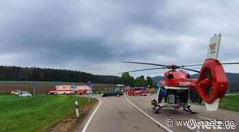 Schwerer Unfall bei Neunburg vorm Wald - Onetz.de