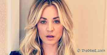 Kaley Cuoco Blows AC All Over Smoking Body In Bombshell Bunny Video On Unknown Instagram Account - The Blast