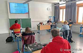 Nach sechs Wochen Pause: Abschlussklassen zurück in der Schule - Passauer Neue Presse