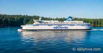 BC Ferries to increase passenger capacity on major routes serving Tsawwassen | Urbanized - Daily Hive