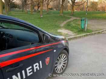 Campogalliano: in giro nel parco con delle grosse tenaglie. Denunciato - Modena Notizie