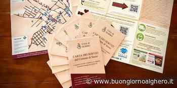 Sorso : in distribuzione la Carta dei Servizi - Supporto utile per i cittadini - BuongiornoAlghero.it