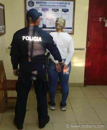 Capturan con droga a mujer capitalina en cerco sanitario en Pocrí, de Los Santos - Mi Diario Panamá