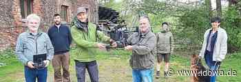Furth im Wald - Hightech soll Tiere retten - Chamer Zeitung