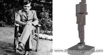 'Intrusive addition': Antony Gormley's memorial to mathematician Alan Turing draws fire - Art Newspaper
