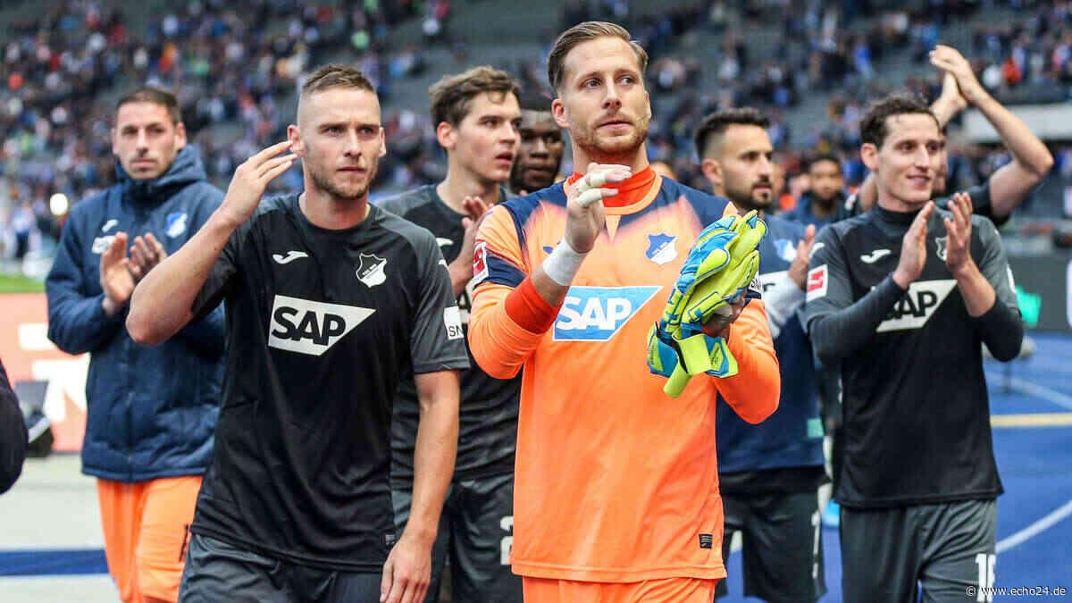 Brisantes Duell in Hoffenheim: Oliver Baumann will um Stammplatz kämpfen   TSG 1899 Hoffenheim - echo24.de