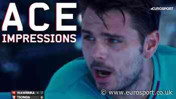 Josh Berry's Ace Impressions: What Stan Wawrinka and Jo-Wilfried Tsonga were really arguing about - Eurosport.co.uk