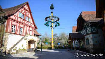 Corona in Reutlingen / Metzingen / Münsingen / Bad Urach: Dürfen Maibäume aufgestellt werden? Und was darf man am 1. Mai überhaupt? - SWP