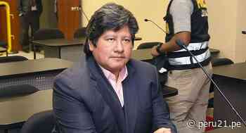 COVID-19: Piden traslado de Edwin Oviedo del penal de Picsi a un hospital por sospecha de coronavirus - Diario Perú21