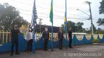 Rio Grande da Serra hasteia bandeiras a meio mastro devido 1ª morte pela Covid-19 na cidade - O Grande ABC