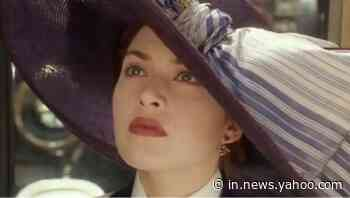 Kate Winslet: 'He looked at me and said, 'You - 'Titanic'. I burst into tears.' - Yahoo India News