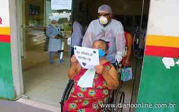 Pacientes recuperados de covid-19 recebem alta e são homenageados em Barcarena - Diário Online