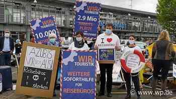 Corona-Protest: Reisebüros aus Eslohe und Bestwig sauer - WP News