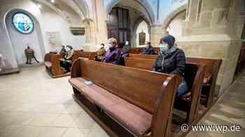 Unter Auflagen: Wieder Gottesdienste in Meschede und Bestwig - WP News