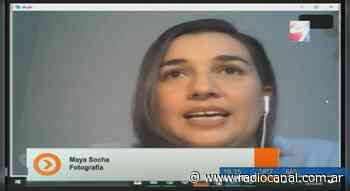 Maya Socha - Apasionada por la fotografía y saliendo de la zona de confort - radiocanal.com.ar