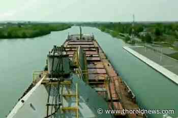 Bored in Thorold? Take a time-lapse tour up the Welland Canal - ThoroldNews.com