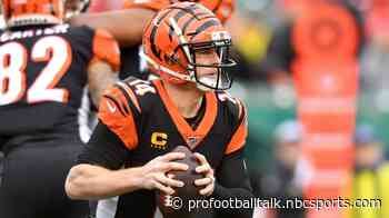Andy Dalton: No trade because teams knew Bengals would release me