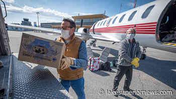 MPP Greg Rickford Delivers PPE Across Kenora-Rainy River - Lake Superior News