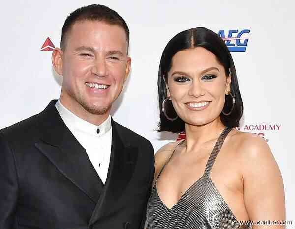 Why Channing Tatum and Jessie J Are Sparking Romance Rumors Again - E! NEWS