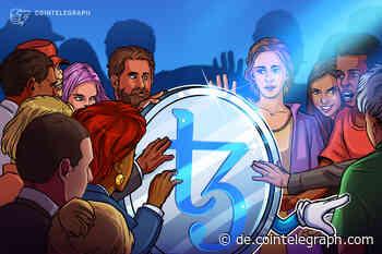 Bitcoin-Kurs stagniert: Tezos (XTZ) klettert um 200 Prozent - Cointelegraph Deutschland